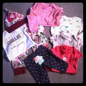 Misc. Newborn items *bundle and save*